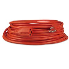 Indoor/Outdoor Extension Cord, 25 Feet