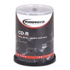 CD-R Disc, 100/Pack
