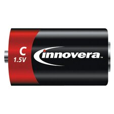 Alkaline Batteries C 1.5 Volt