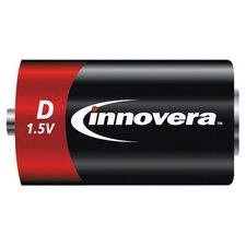 Alkaline Batteries D 1.5 Volt