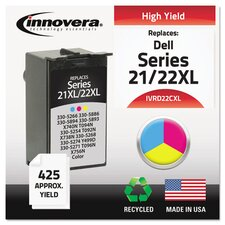 Series 21/22XL Tri-Color Ink