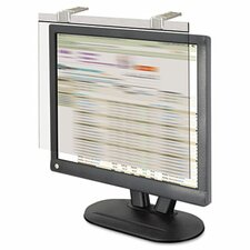 "LCD Protect Acrylic Monitor Filter with Privacy Screen, 19""-20"" Monitor"