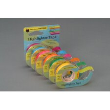 Removable Highlighter Tape (Set of 2)