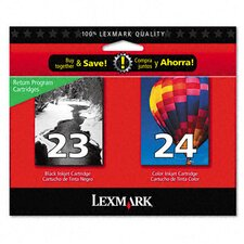 18C1571 Ink Cartridge, 2/Pack