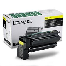 15G042Y High-Yield Toner, 15000 Page-Yield