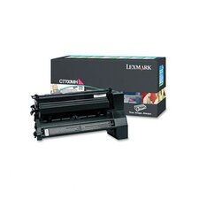 C7700MH High-Yield Toner, 10000 Page-Yield