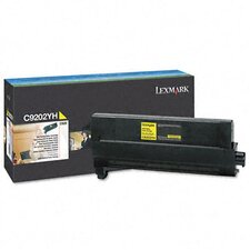 C9202YH Toner Cartridge, 14000 Page-Yield