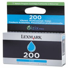 200 Color Ink Cartridge