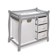 Changing Table with Hamper