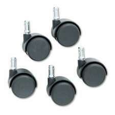 Safety Casters (Set of 5)