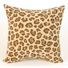 Tanzania Cheetah Throw Pillow