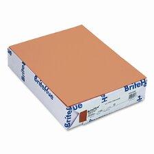 Brite-Hue Color Copy/Laser/Inkjet Paper, Ultra Orange, 24lb, Letter, 500 Sheets