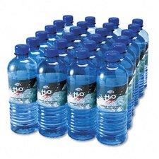 Bottled Spring Water, 0.5 Liter, 24 Bottles/Carton