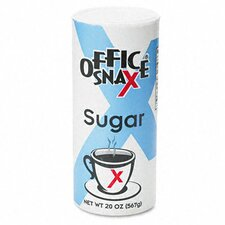 Reclosable Canister of Sugar (Set of 2)