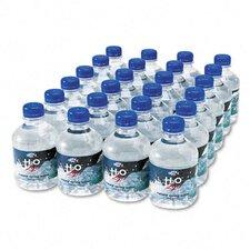 Bottled Spring Water, 8 Oz., 24 Bottles/Carton