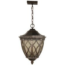 Evangeline 3 Light Outdoor Hanging Pendant