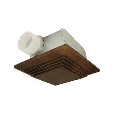90 CFM Bathroom Ventilation Fan in Bronze