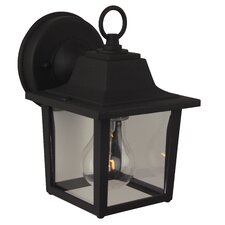 Coach Lights 1 Light Wall Lantern
