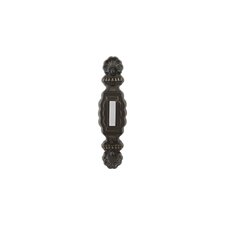 Designer Series Traditional Surface Mount Push Button Door Bell in Antique Bronze