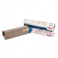 Toner Cartridge, 4000 Page-Yield