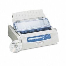 Microline 490 24-Pin Dot Matrix Printer