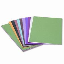 SunWorks Construction Paper, Heavy, 12 x 18, 10 Colors, 50 Sheets (Set of 2)