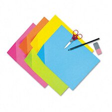 Colorwave Super Bright Tagboard, 9 X 12, 100 Sheets/Pack