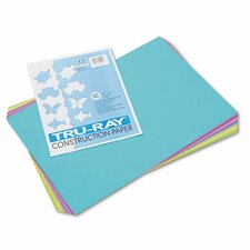 Tru-Ray Construction Paper, 76 Lbs., 50 Sheets/Pack