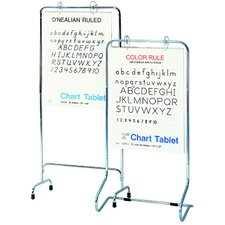 Non-adjustable Free-Standing Whiteboard Stand