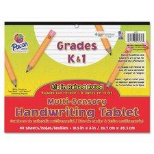 Multi-Sensory Handwriting Tablet