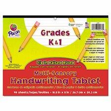 Multi-Sensory Handwriting Tablet Notepad