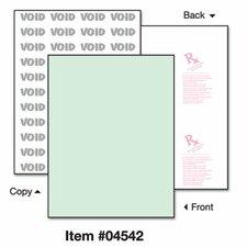 Docugard Security Paper, 8-1/2 X 11, 500/Ream