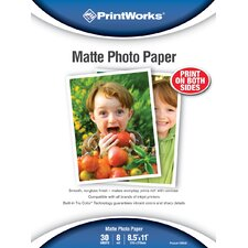 Double Sided Photo Paper