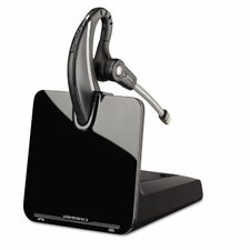 Monaural Over-the-Ear Wireless Headset
