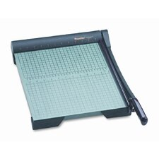 Original Green Paper Trimmer, Wood Base, 17 1/2 x 13