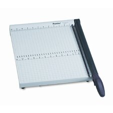 PolyBoard 10-Sheet Paper Trimmer, Plastic Base, 17 1/4 x 12 1/4