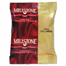 Millstone Gourmet Colombian Coffee, 1 3/4 Oz Packet, 40/Carton