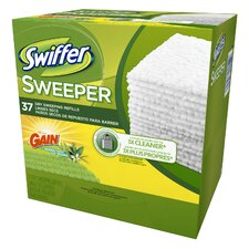 Dry Sweeping Refills with Gain Fresh Scent (Pack of 37)