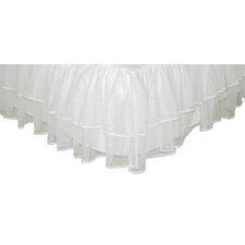 Tulle Crib Skirt