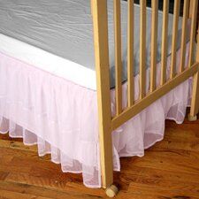 Tulle Crib Skirt