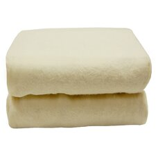 Tadpoles Organics Cradle Fitted Sheets in Natural (Set of 2)