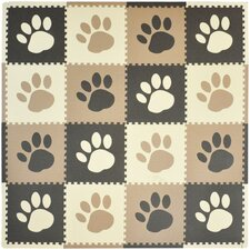 Pawprint Playmat Set