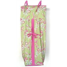 Cherry Blossom Diaper Stacker