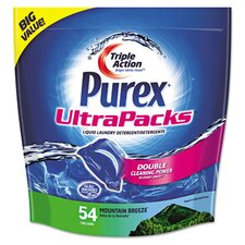 UltraPacks Laundry Detergent Pods (Pack of 54)