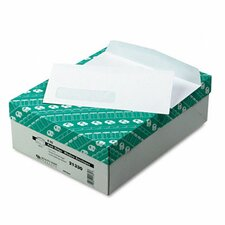 Park Ridge Embossed Executive Window Envelope, 500/Box