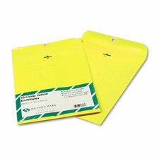 Fashion Color Clasp Envelope, 9 X 12, 28Lb, 10/Pack