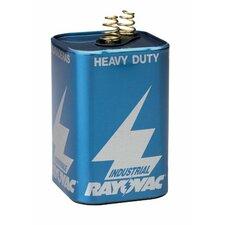 Rayovac - Lantern Batteries 42150 6V Spring Terminalbatt Indust Lant: 620-6V-Hd - 42150 6v spring terminalbatt indust lant (Set of 10)