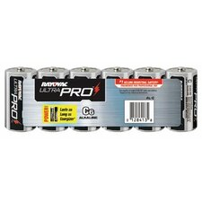 Rayovac - Maximum Alkaline Shrink Pack Batteries 00041 C Industrialalkaline Ba: 620-Al-C - 00041 c industrialalkaline ba