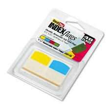 Write-On Self-Stick Index Tab / Flag, 48/Pack (Set of 3)