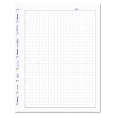 Blueline Miraclebind Quad Ruled Refill Sheets (Set of 2)